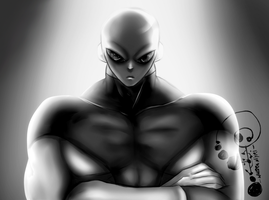 Jiren NO FAKE by MadBedlam