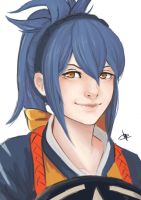 FE: Fates Oboro (touch up) by Lynarc