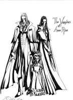 The Vampires of Anne Rice by paladin2001