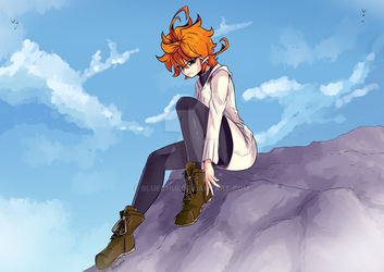 Emma - The Promised Neverland by Bluechui