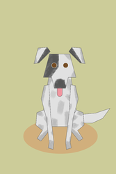 Gif of my Dog by SanMiguelDark