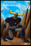 Mazinger Series - Mikene Warrior Beast Jerunicas by GearGades