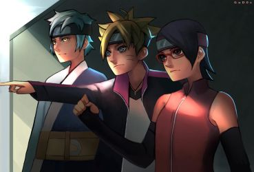 Boruto by GuD0c
