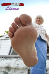 Under Your Friend's Mothers Big Giant Foot POV by GiantessFantasy