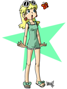 LENI LOUD(ANIME)-Final by josephliendro10