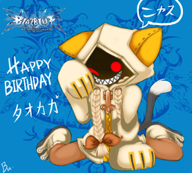 ::Blazblue::TAOKAKA B-DAY by BuNInA