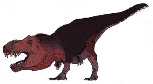 T. rex by TheMorlock