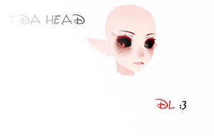 *tda head* [DL] {MMD} by AngryAlice0