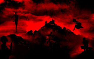 Loners of the Red World by evilfutsin