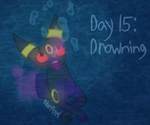 [GORETOBER 2018] DAY 15: Drowning by BluePorl