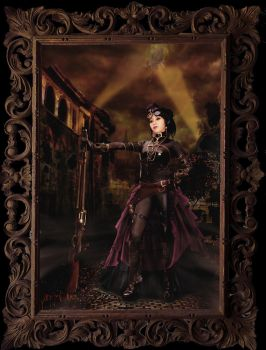 Lady Mechanika by allens