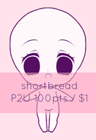 P2U Shortbread Base [100pts/$1] by mahkalahime