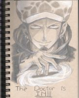 Trafalgar Law by Rozen-Guarde