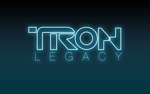 Tron Legacy Wall by marcofink