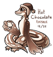 (CLOSED) Winter Advent - Flatsale: Hot Chocolate by AshenSpectre