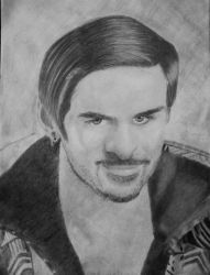 Hook / Colin O'donoghue [OUAT] by Sara0TH