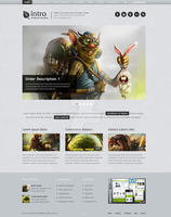 FREE Responsive Wordpress Theme by ait-themes