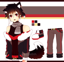 [CLOSED] Adopt- Pup 02 by Ruri-Adopts