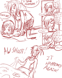 More than a Massage P5 by DoodleDowd