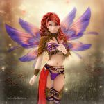 Always Time for a Faerie by Radthorne