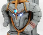 Braum's shield League of Legends by TheGoblinFactory