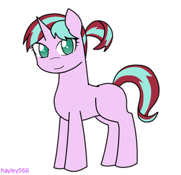 Daylight Gleam as a filly by hayley566