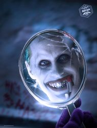 Joker Mirror by Bryanzap