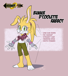 HCB Bunnie by FinikArt