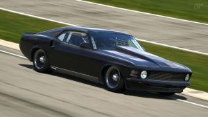 1970 Ford Mustang Trans-Cammer (Gran Turismo 5) by Vertualissimo