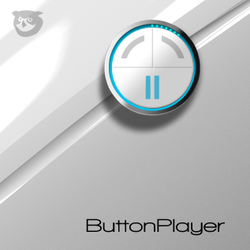 Button Player - for XWidget. by tchiro
