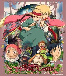 Howl's moving castle by jdesigns79