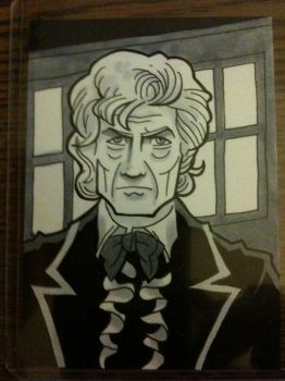 The Third Doctor by JoelRCarroll