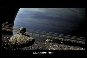 Ringside View by geirla