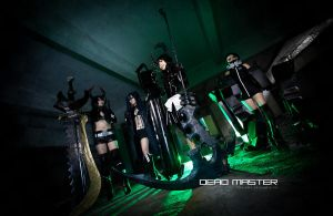 black rock shooter by angie0-0