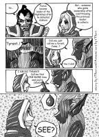 Thrall and Jaina think to much by mornmeril