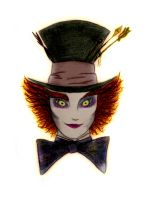 Mad Hatter by Jamerka