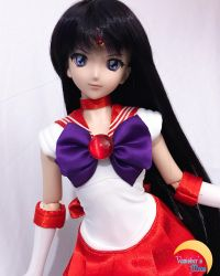 Sailor Mars - 10 by djvanisher
