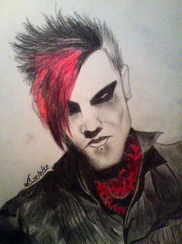 Fearless Vampire Killers: Kier Kemp by ApocalypticRenegades