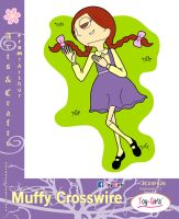 Toy Girls - As n Crafts Series 26: Muffy Crosswire by mickeyelric11