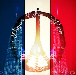 Prayers For Paris by mustangchick24