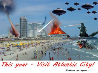 Visit Atlantic City by GiantToby
