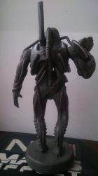 ME 2-3 Legion Miniature Statue (3) by zhe-holti