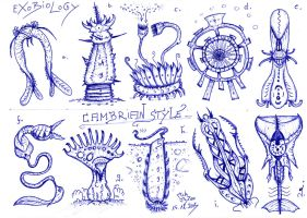 Cambrian Style! by MickMcDee