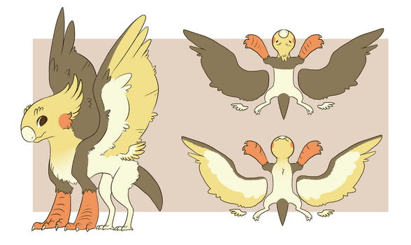 Ref Orion (Now with big wingers) by ToonieCheckers