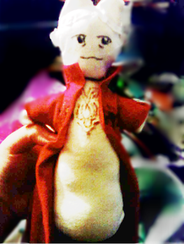 Bram Stoker's Dracula Plushie by hyde4sale