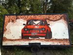 Ford Escort MK1 Graffiti by ArtyMotive
