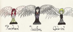Luzifers Angel by Goldsturm