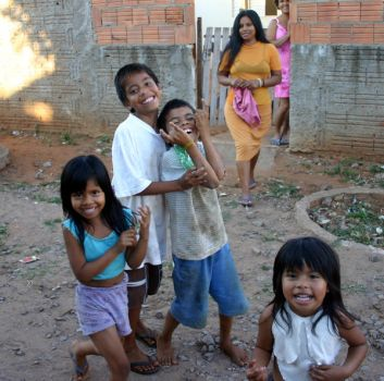Happiness In Poverty by ArchmageSparrowhawk