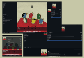 One of those foobar Metro 1.9.2 by Rikitiki11