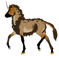 N3390 Padro Foal Design for Mini-Luicifer by casinuba